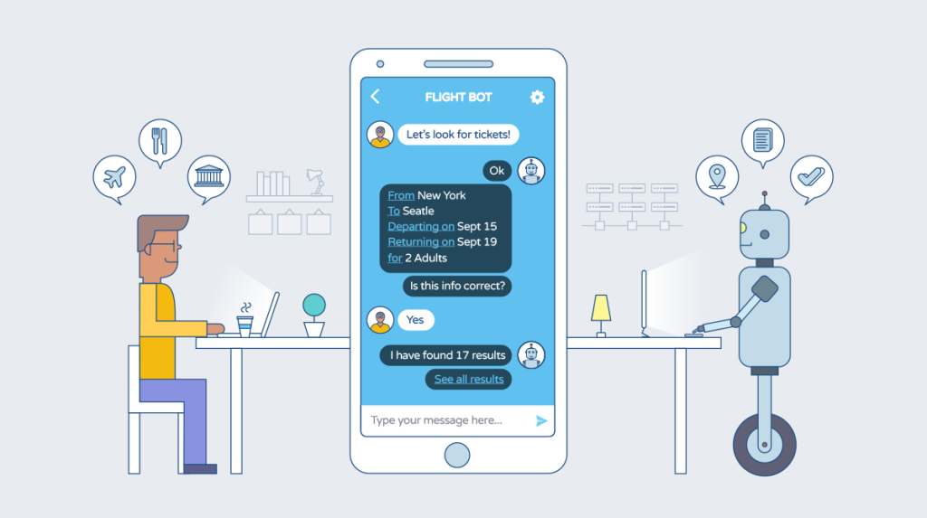 ENGAGE Marketing Digital Estrategia de Marca - Chatbots, el futuro del Servicio al Cliente ahora